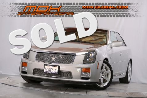 2005 Cadillac V - Navigation - BOSE - 6 Speed in Los Angeles