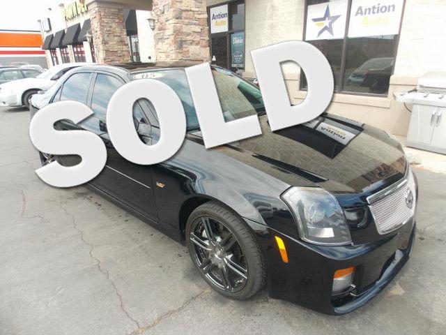 2005 Cadillac V-Series    Bountiful, UT   Antion Auto in Bountiful UT