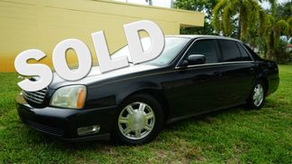 2004 Cadillac DeVille  in Lighthouse Point FL