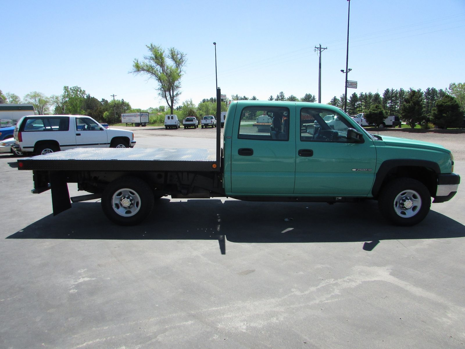 2005 Chevrolet 2500 4x4 Flat Bed Truck St Cloud MN NorthStar Truck Sales