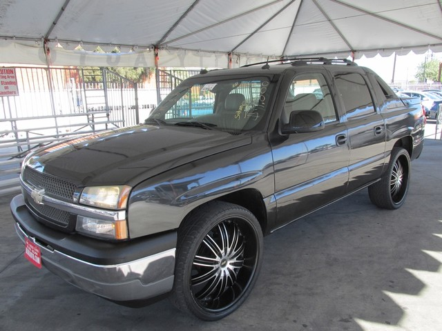 2005 Chevrolet Avalanche LS This particular vehicle has a SALVAGE title Please call or email to ch