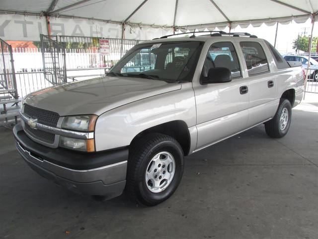 2005 Chevrolet Avalanche LS Please call or e-mail to check availability All of our vehicles are