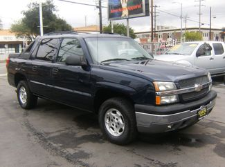 2005 Chevrolet Avalanche LS Los Angeles, CA 4