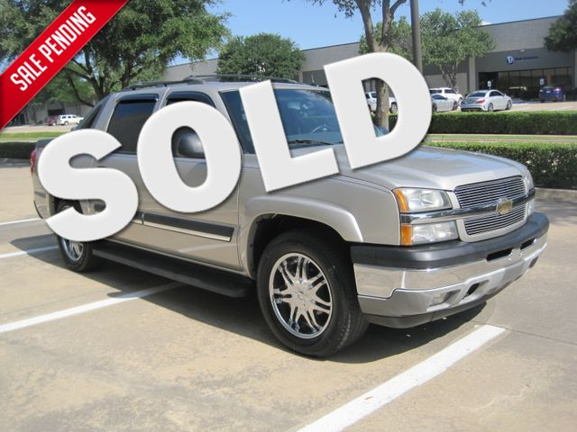"""2005 Chevrolet Avalanche LS, LOOK ONLY 97k miles,  20"""" wheels,Immaculate WOW Plano, Texas 0"""