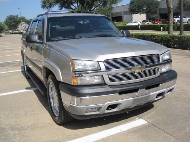 """2005 Chevrolet Avalanche LS, LOOK ONLY 97k miles,  20"""" wheels,Immaculate WOW Plano, Texas 1"""