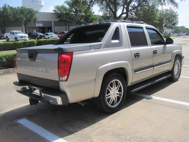 """2005 Chevrolet Avalanche LS, LOOK ONLY 97k miles,  20"""" wheels,Immaculate WOW Plano, Texas 11"""