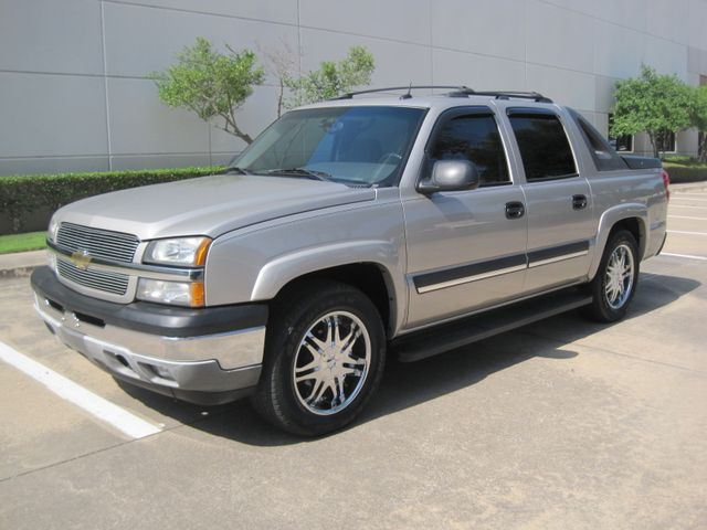 """2005 Chevrolet Avalanche LS, LOOK ONLY 97k miles,  20"""" wheels,Immaculate WOW Plano, Texas 4"""