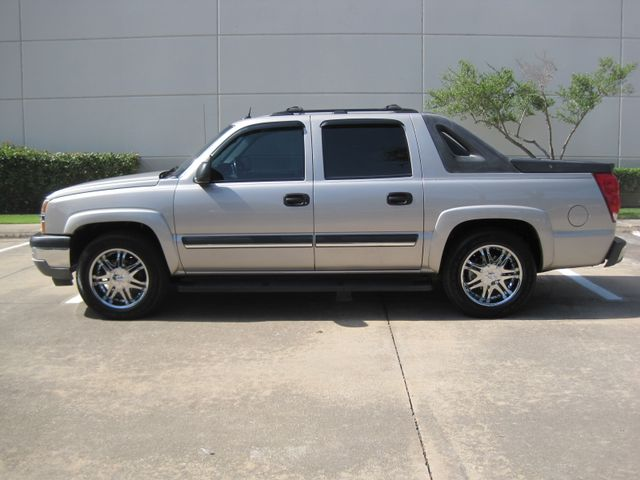 """2005 Chevrolet Avalanche LS, LOOK ONLY 97k miles,  20"""" wheels,Immaculate WOW Plano, Texas 5"""