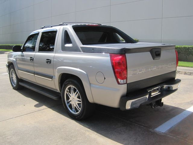"""2005 Chevrolet Avalanche LS, LOOK ONLY 97k miles,  20"""" wheels,Immaculate WOW Plano, Texas 7"""