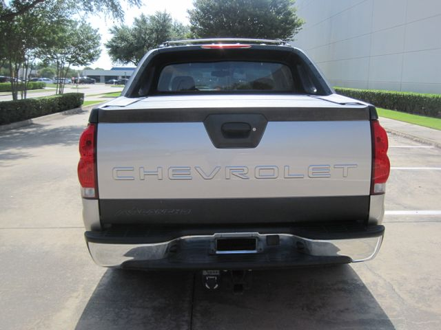 """2005 Chevrolet Avalanche LS, LOOK ONLY 97k miles,  20"""" wheels,Immaculate WOW Plano, Texas 9"""