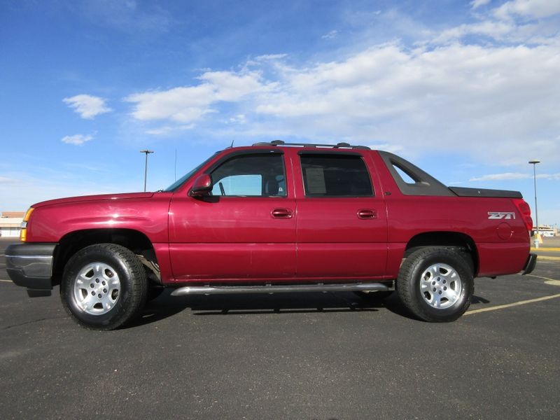 2005 Chevrolet Avalanche Z71  Fultons Used Cars Inc  in , Colorado
