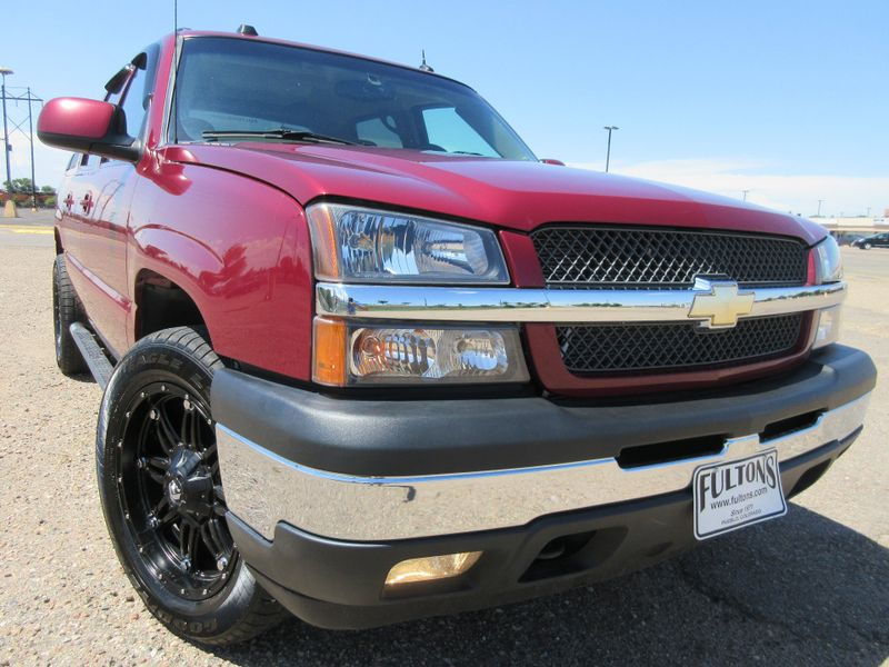 2005 Chevrolet Avalanche 4WD Z71  Fultons Used Cars Inc  in , Colorado