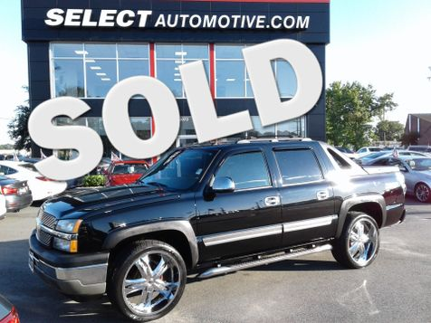 2005 Chevrolet Avalanche Z71 in Virginia Beach, Virginia