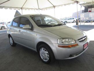 2005 Chevrolet Aveo LS  Gardena California  BLOK Charity Auto