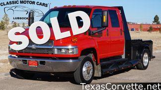 2005 Chevrolet C4500 in Lubbock Texas