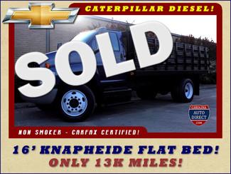 2005 Chevrolet C6500 REG CAB RWD - 16' KNAPHEIDE STAKE\FLAT BED! Mooresville , NC