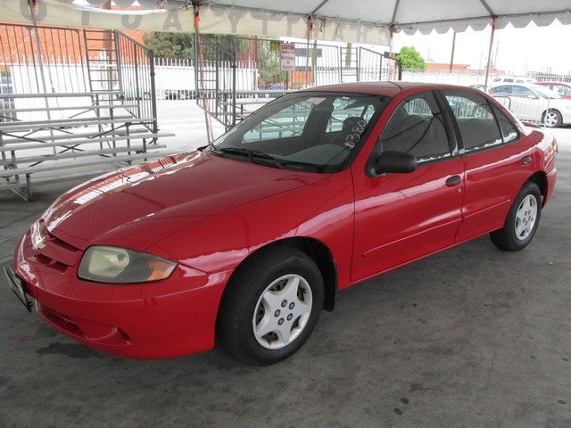 2005 Chevrolet Cavalier Base Please call or e-mail to check availability All of our vehicles are