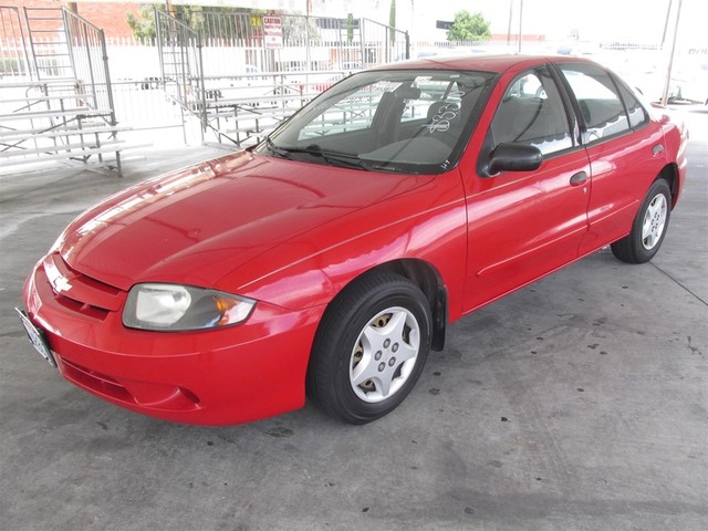 2005 Chevrolet Cavalier Base Please call or e-mail to check availability All of our vehicles ar