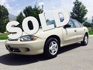 2005 Chevrolet Cavalier Base LINDON, UT 0