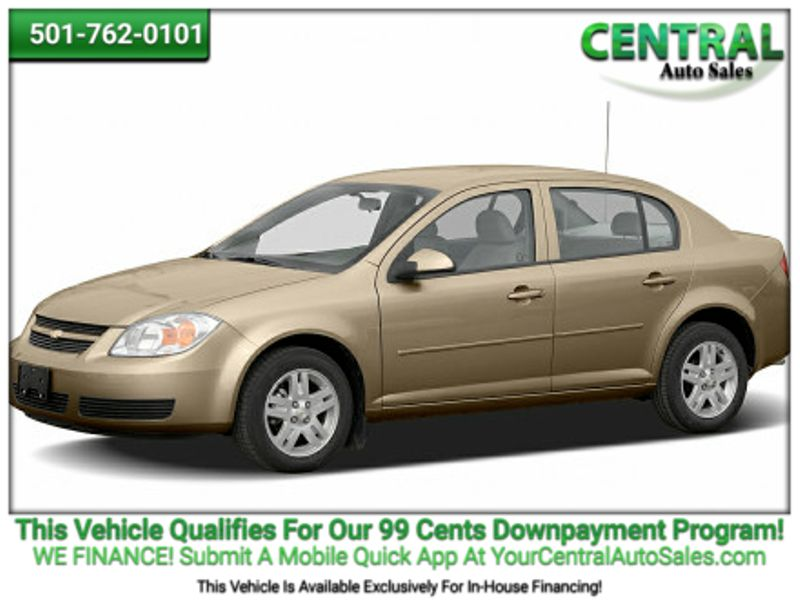 2005 Chevrolet Cobalt LS | Hot Springs, AR | Central Auto Sales in Hot Springs AR