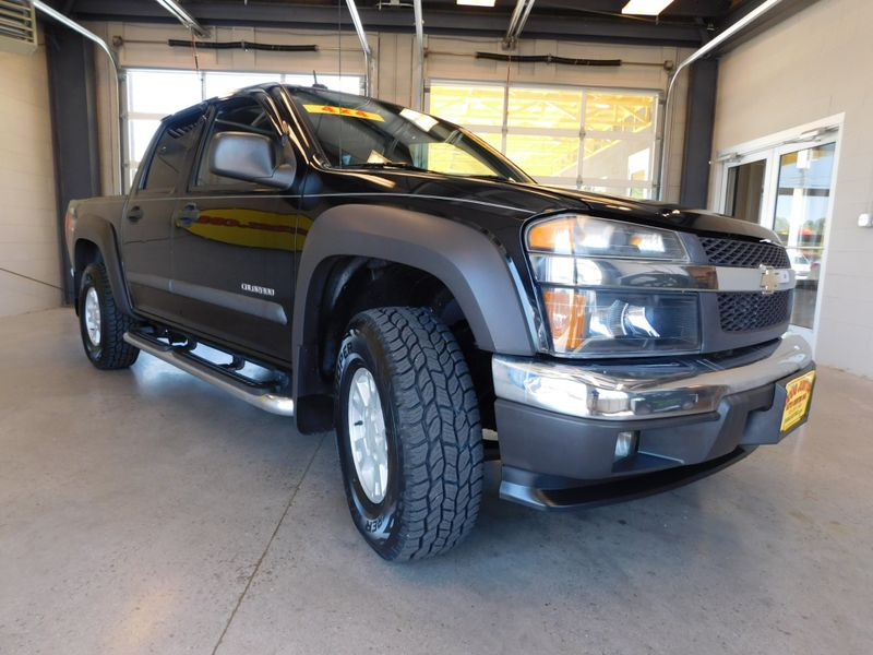 2005 Chevrolet Colorado 1SF LS Z71  city TN  Doug Justus Auto Center Inc  in Airport Motor Mile ( Metro Knoxville ), TN