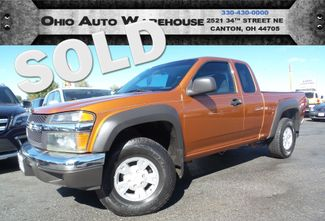 2005 Chevrolet Colorado Z71 4x4 V6 Extended Cab Cln Carfax We Finance | Canton, Ohio | Ohio Auto Warehouse LLC in  Ohio