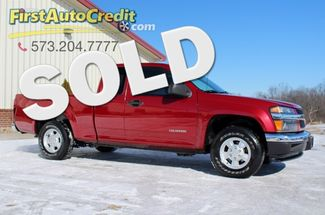2005 Chevrolet Colorado in Jackson  MO