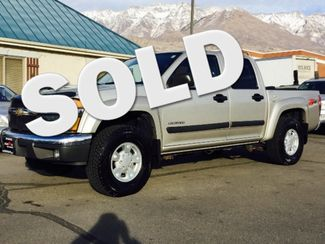 2005 Chevrolet Colorado 1SE LS Z71 LINDON, UT