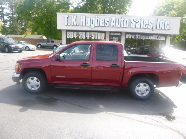 2005 Chevrolet Colorado 1SC LS Z85 Richmond, Virginia 0