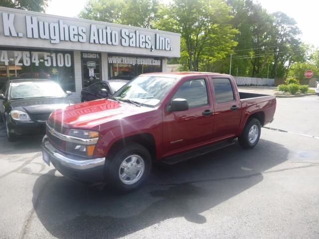 2005 Chevrolet Colorado 1SC LS Z85 Richmond, Virginia 1