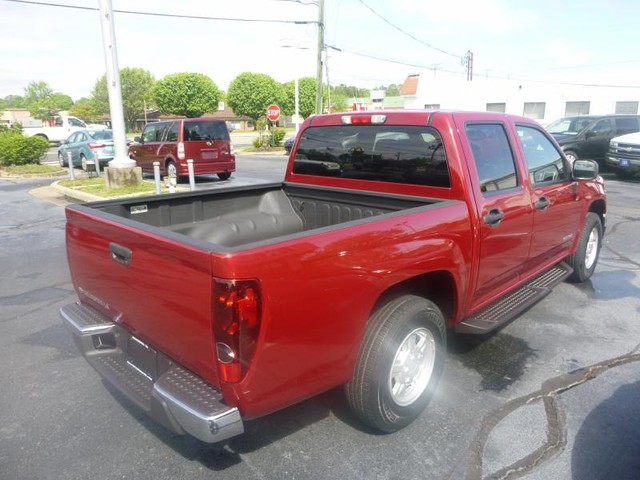 2005 Chevrolet Colorado 1SC LS Z85 Richmond, Virginia 5