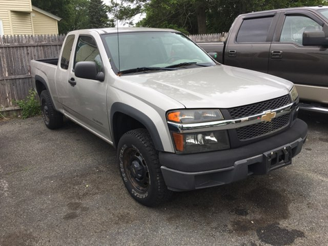2005 Chevrolet Colorado Base in West Springfield, MA
