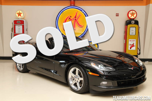 2005 Chevrolet Corvette This clean Carfax 2005 Chevrolet Corvette is in great