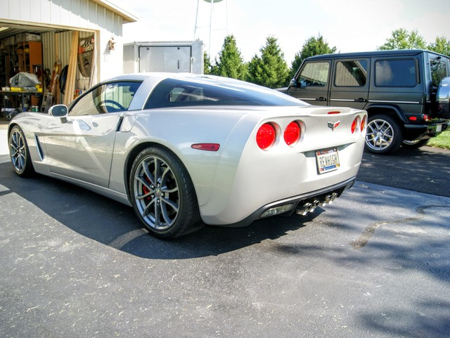 2005 Chevrolet Corvette Collierville, Tennessee 10