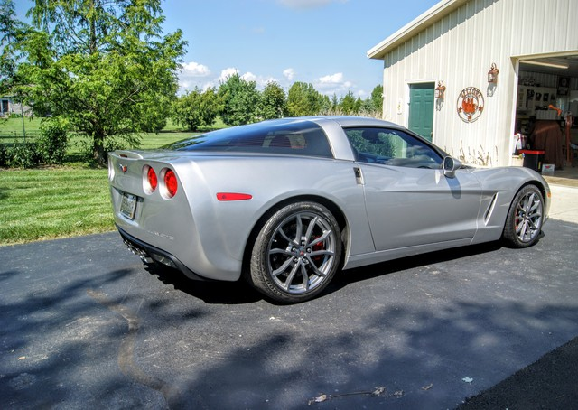 2005 Chevrolet Corvette Collierville, Tennessee 6