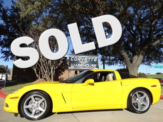 2005 Chevrolet Corvette Coupe 3LT, Z51, Auto, Only 14k! Dallas, Texas