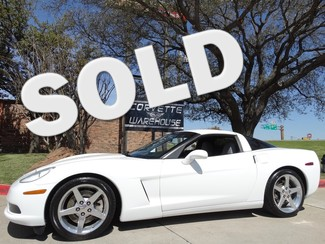 2005 Chevrolet Corvette Coupe 3LT, Z51, NAV, XM, Only 54k! Dallas, Texas