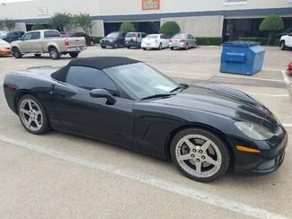 2005 Chevrolet Corvette Convertible 3LT, Z51, NAV, Auto, Chrome Wheels! in Dallas, Texas