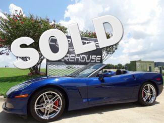 2005 Chevrolet Corvette Convertible 3LT, Z51, Z06 Chromes, MagnaFlow, 25k! | Dallas, Texas | Corvette Warehouse  in Dallas Texas