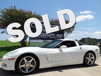 2005 Chevrolet Corvette Coupe 3LT, F55, NAV, Auto, Polished Wheels! | Dallas, Texas | Corvette Warehouse  in Dallas Texas