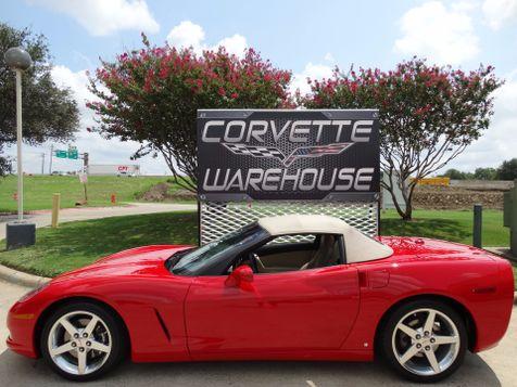 2005 Chevrolet Corvette Convertible 3LT, F55, NAV, Pwr Top, Polished, 22k!   Dallas, Texas   Corvette Warehouse  in Dallas, Texas