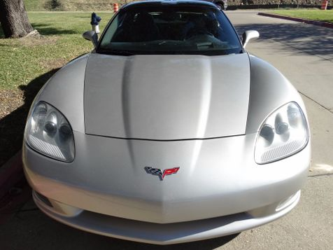 2005 Chevrolet Corvette Coupe 3LT, Z51, 6 Spd, NAV, Polished Wheels 91k! | Dallas, Texas | Corvette Warehouse  in Dallas, Texas