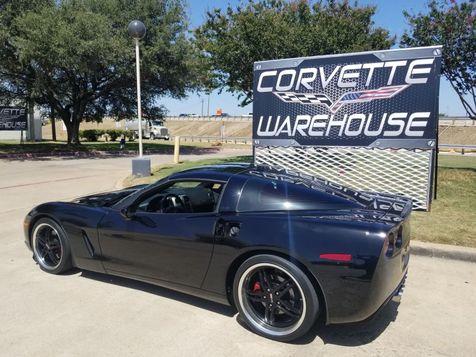 2005 Chevrolet Corvette Coupe 1SB, Auto, Borla, Cray Black Alloys 54k!   Dallas, Texas   Corvette Warehouse  in Dallas, Texas