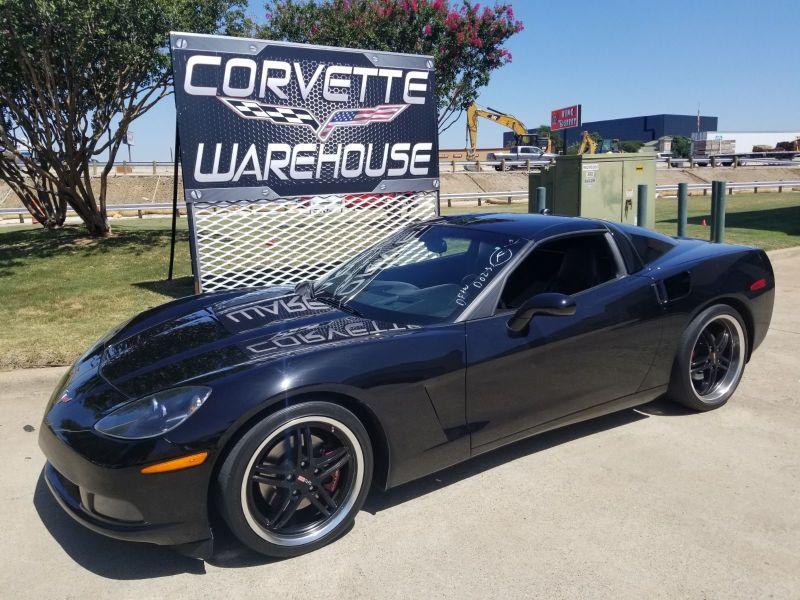 2005 Chevrolet Corvette Coupe 1SB, Auto, Borla, Cray Black Alloys 54k!   Dallas, Texas   Corvette Warehouse