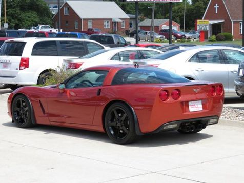 2005 Chevrolet Corvette Daytona Sunset Nav/Bose/6Spd/Black Alloys in Des Moines, IA