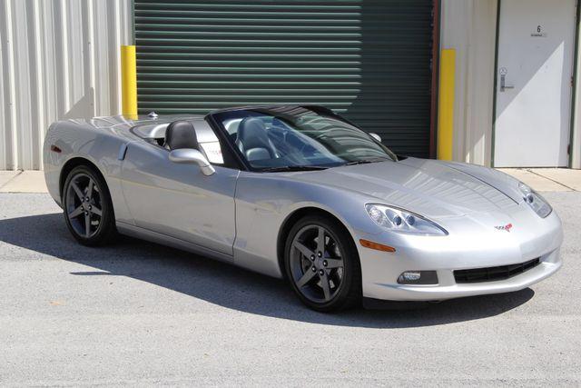2005 Chevrolet Corvette Convertible Jacksonville , FL 62