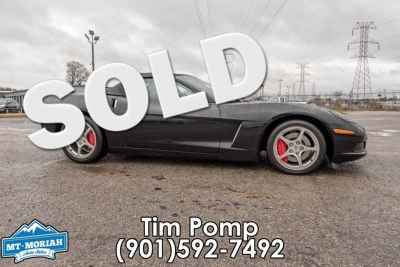 2005 Chevrolet Corvette NAVIGATION | Memphis, Tennessee | Tim Pomp - The Auto Broker in Memphis Tennessee