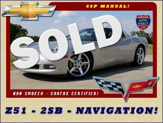 2005 Chevrolet Corvette Z51 - NAVIGATION-HEATED LEATHER! Mooresville , NC