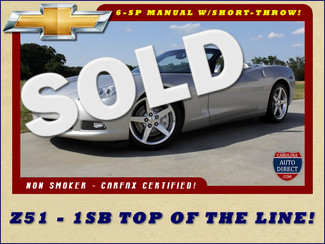 2005 Chevrolet Corvette Z51 - 1SB TOP OF THE LINE! Mooresville , NC