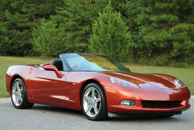 2005 Chevrolet Corvette Mooresville, North Carolina 0